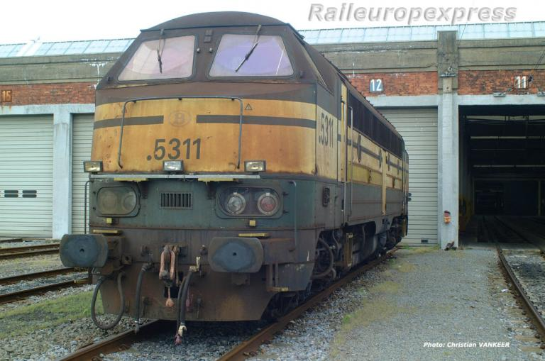 HLD 5311 SNCB