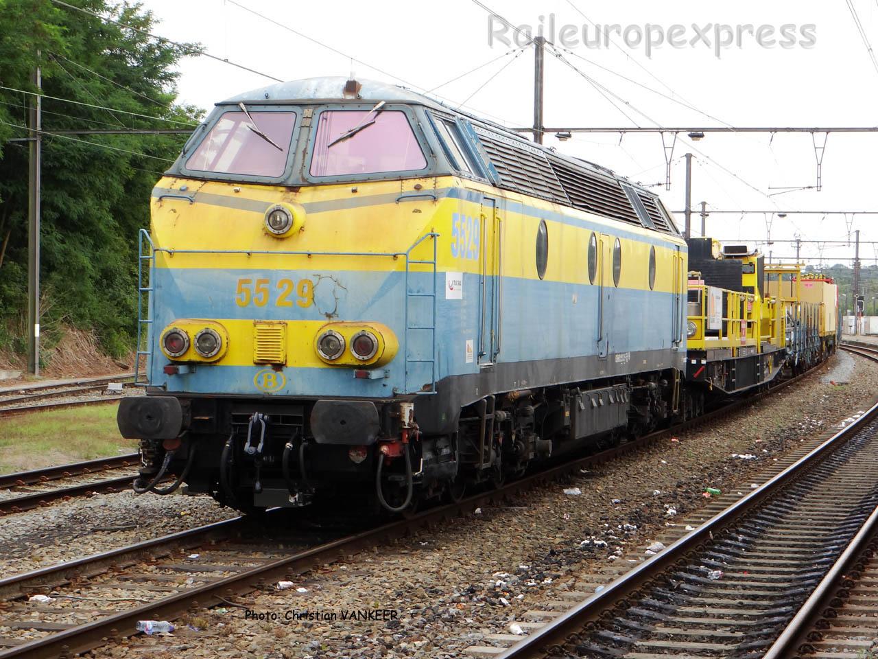 HLD 5529 SNCB