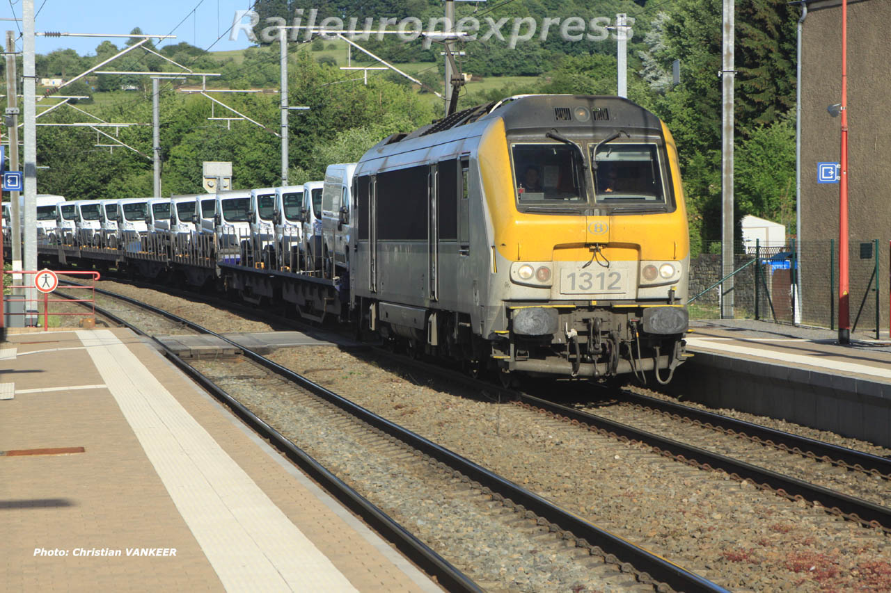 HLE 1312 SNCB