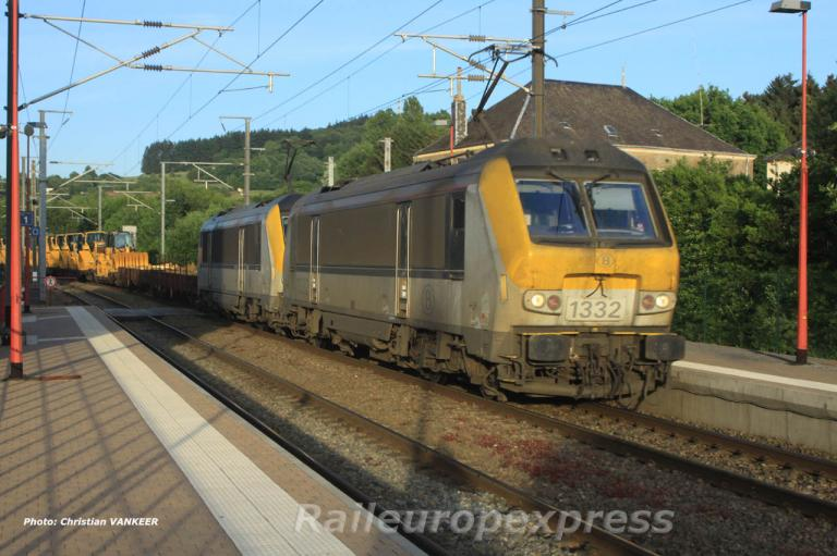 HLE 1332 SNCB