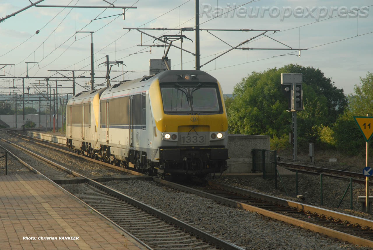 HLE 1333 SNCB
