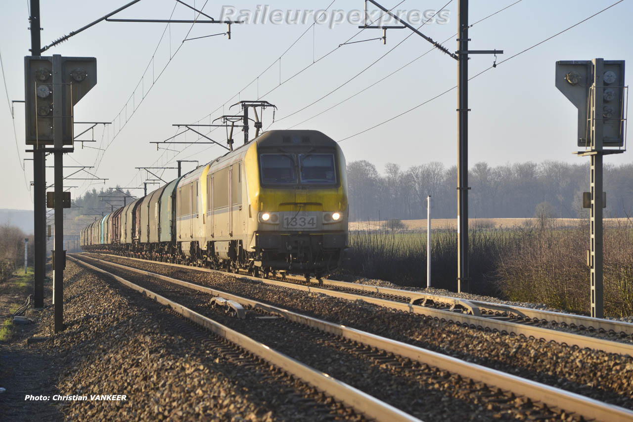 HLE 1334 SNCB
