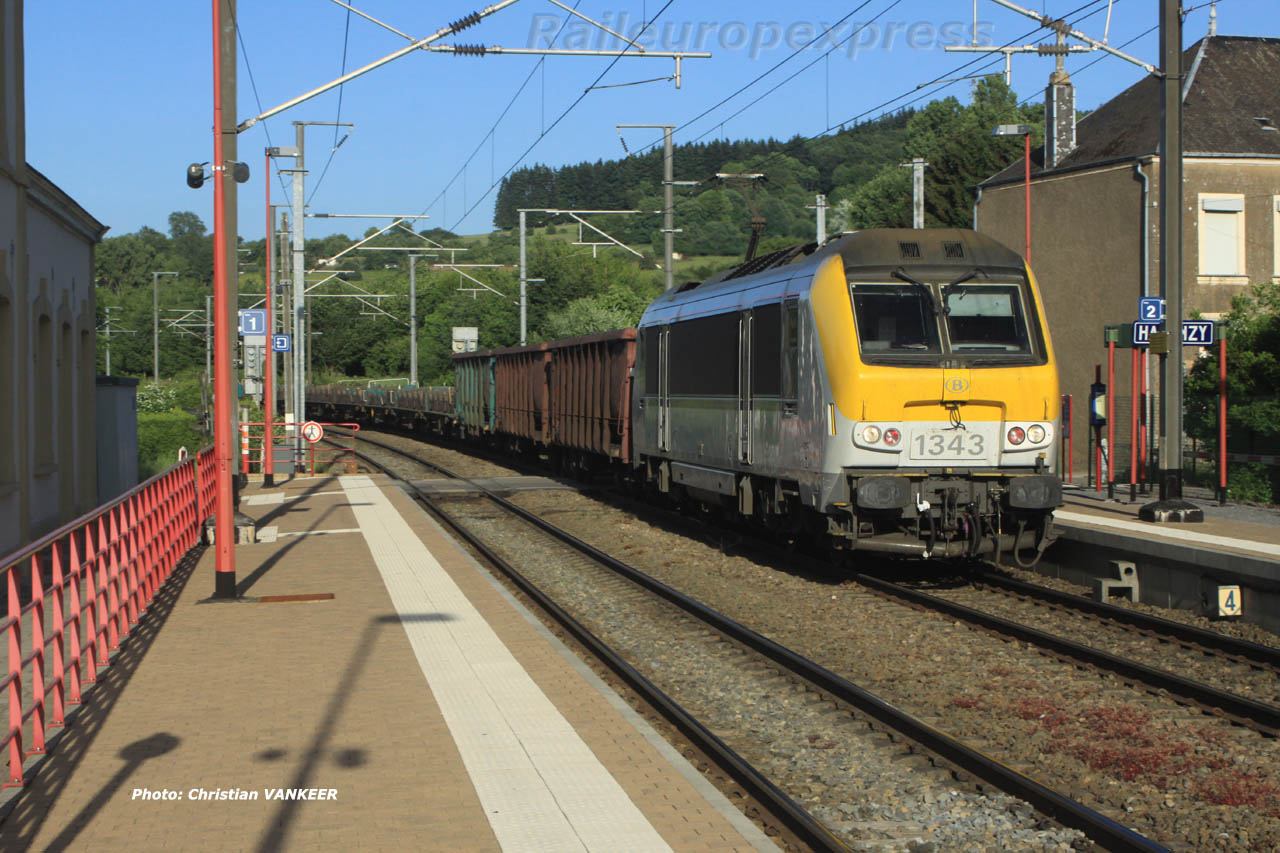 HLE 1343 SNCB