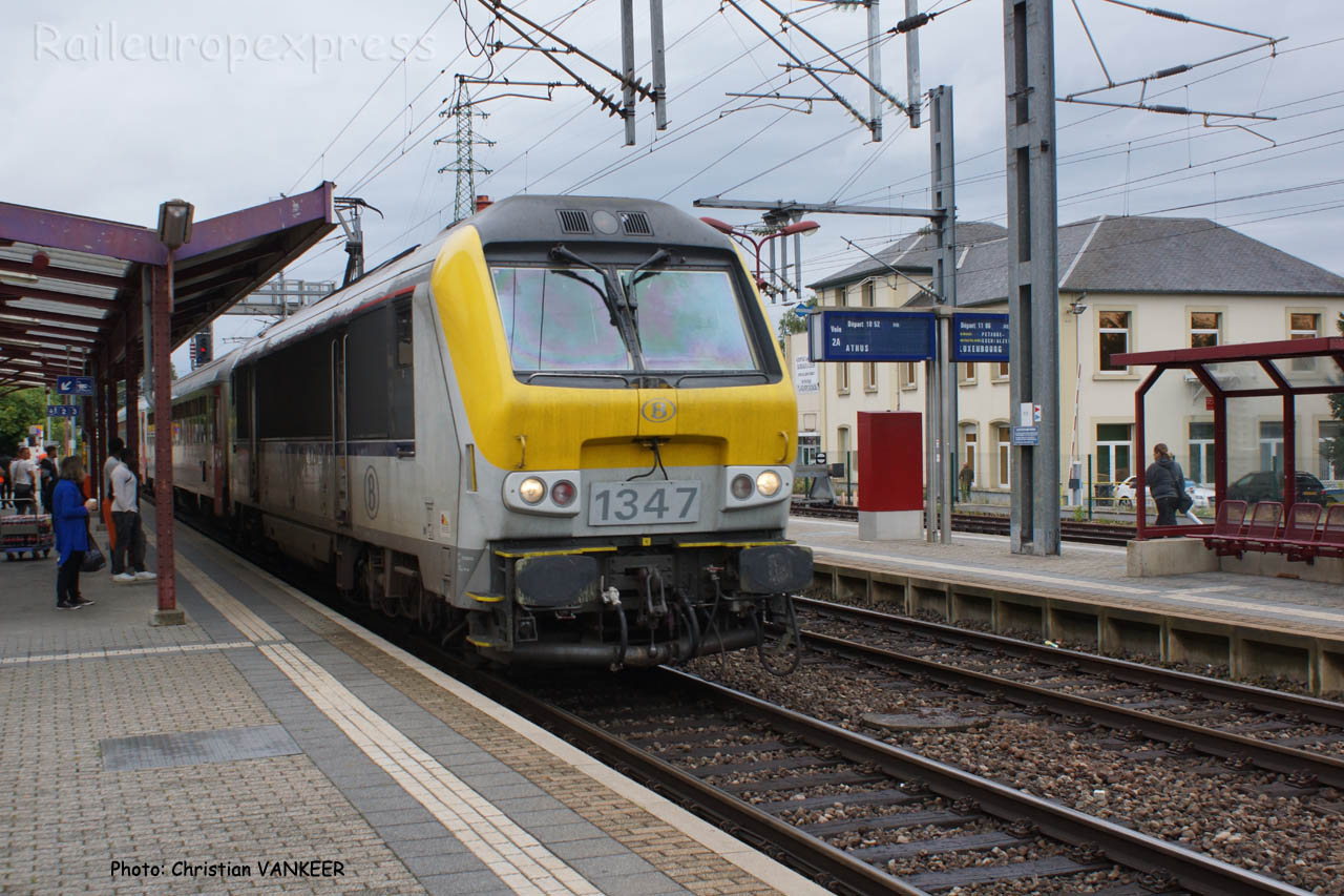 HLE 1347 SNCB