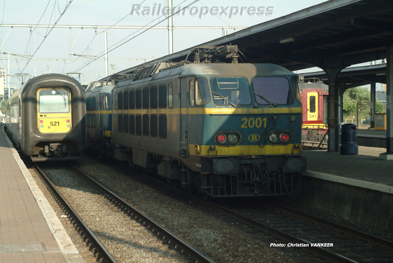 HLE 2001 SNCB