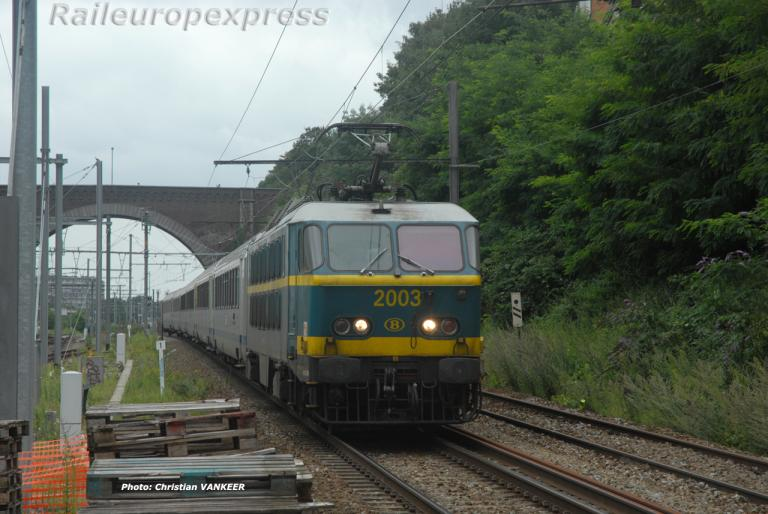 HLE 2003 SNCB