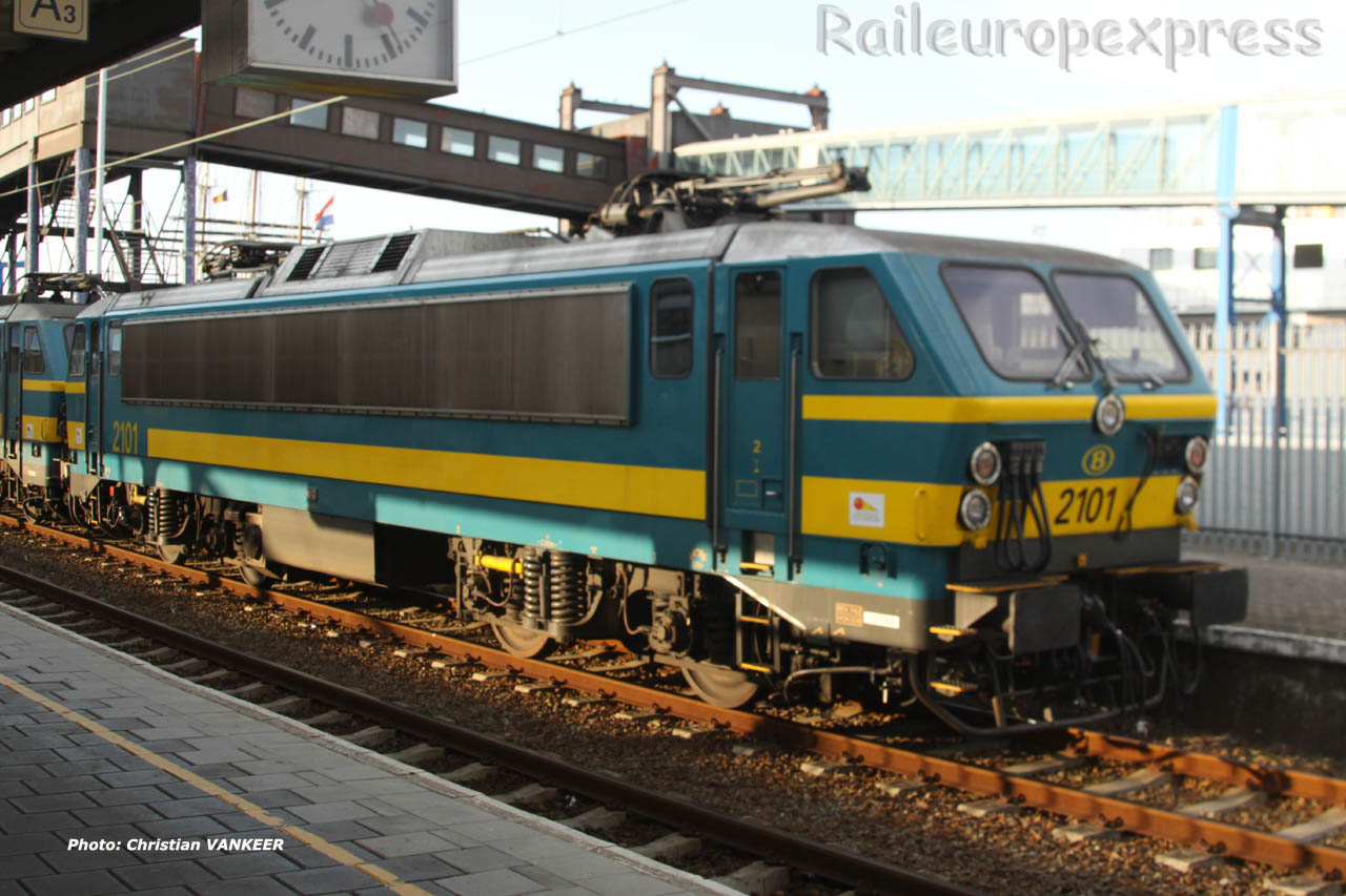 HLE 2101 SNCB