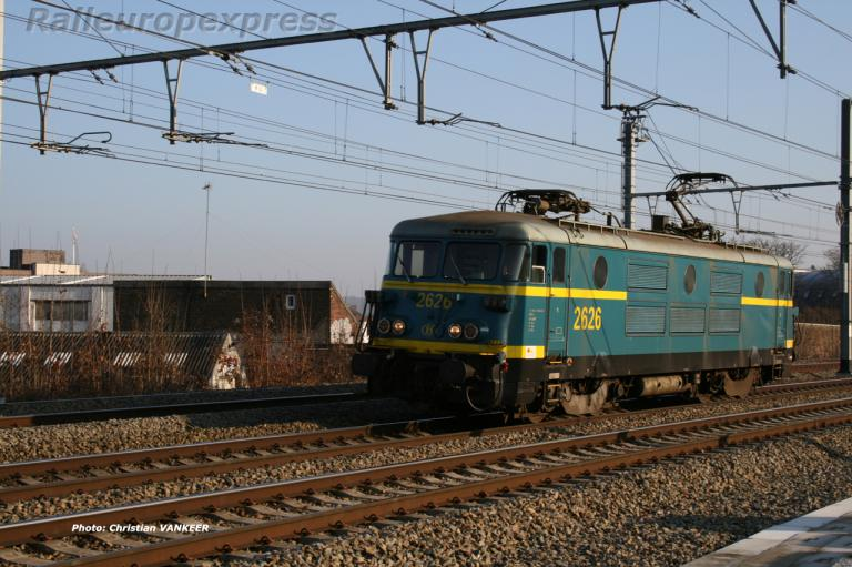 HLE 2626 SNCB