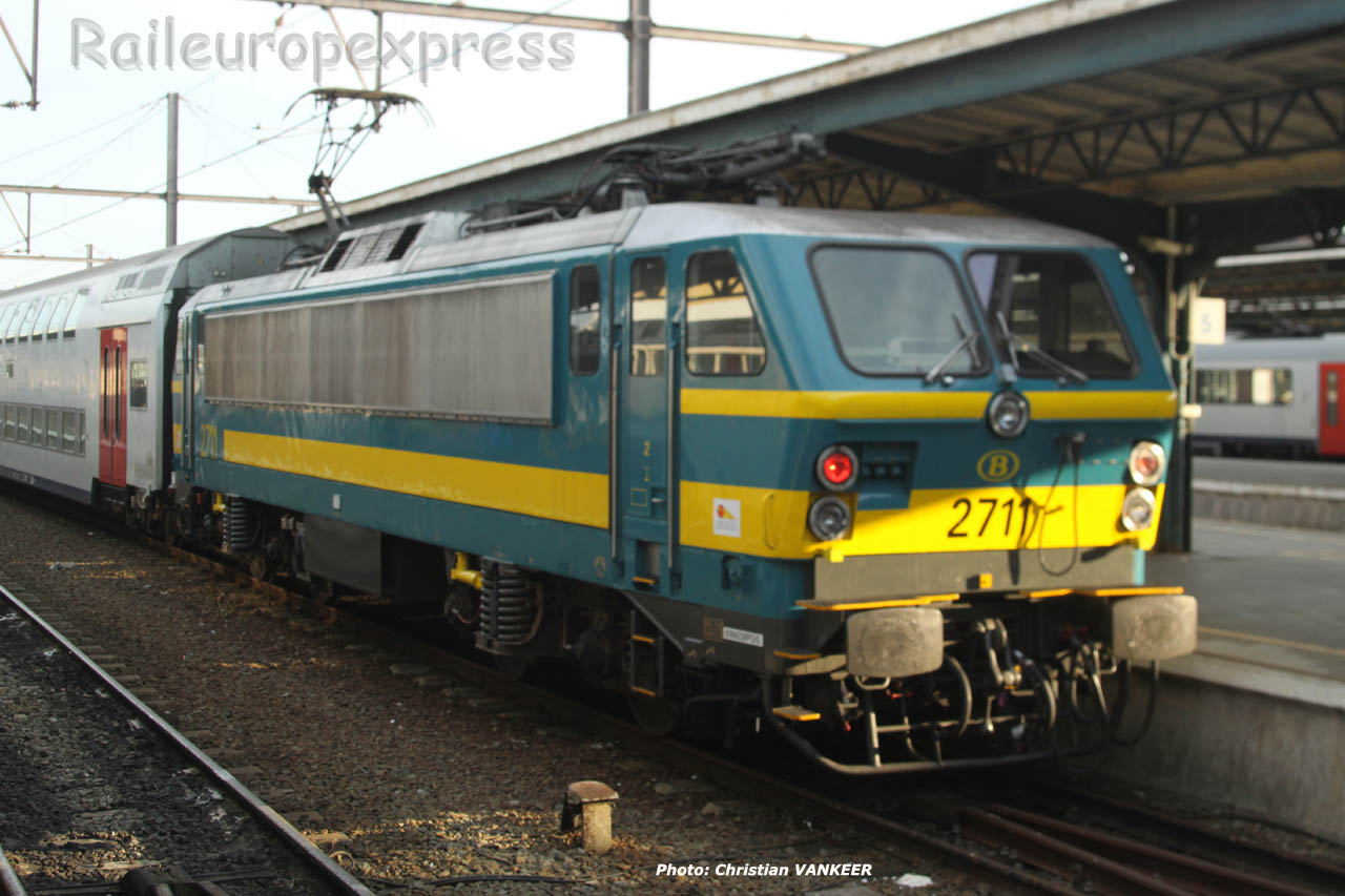 HLE 2711 SNCB