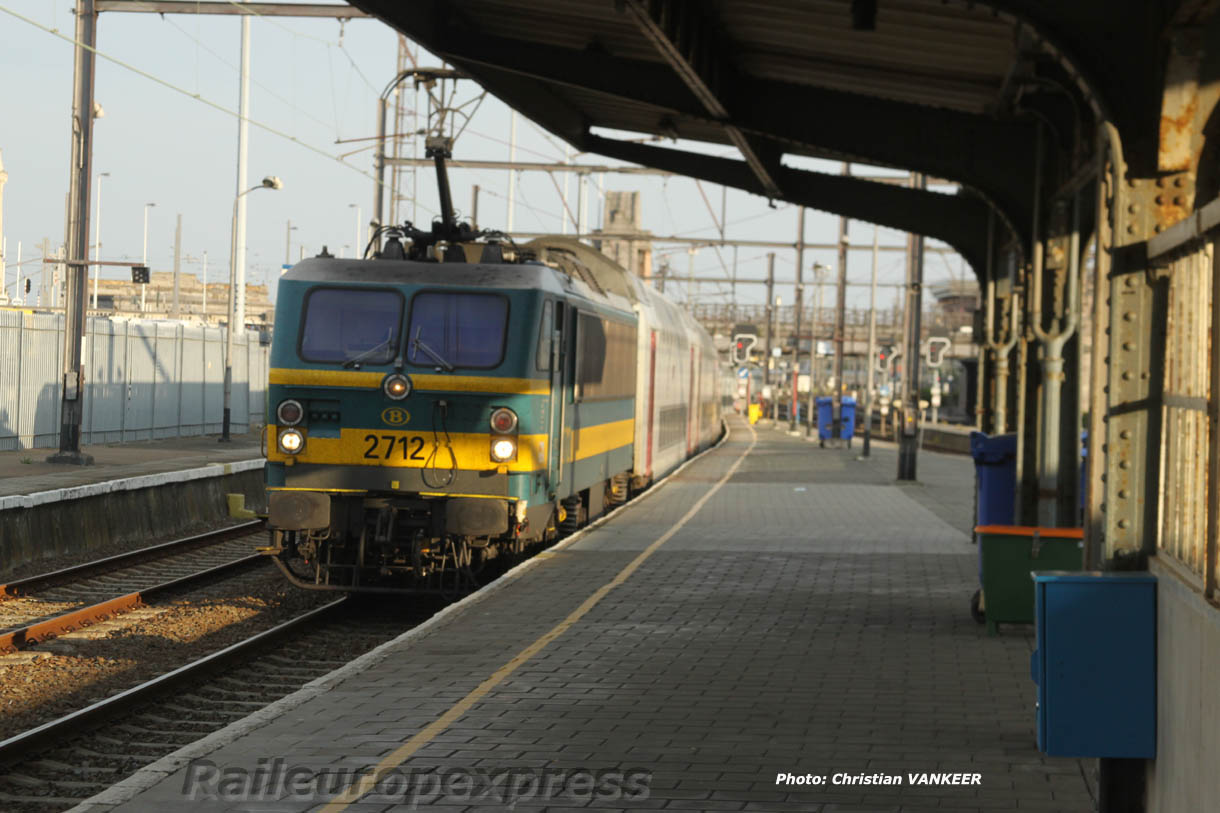 HLE 2712 SNCB