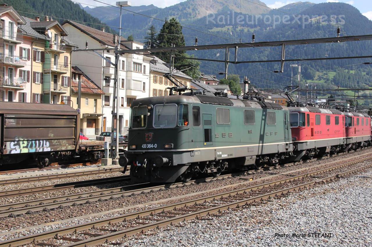 Re 430 364-0 CFF