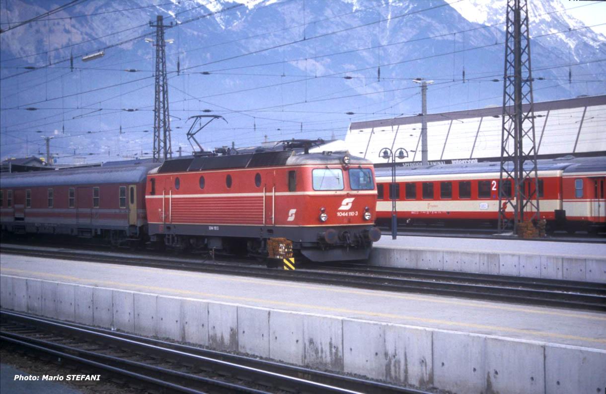 OBB 1044 110 3 Innsbruck