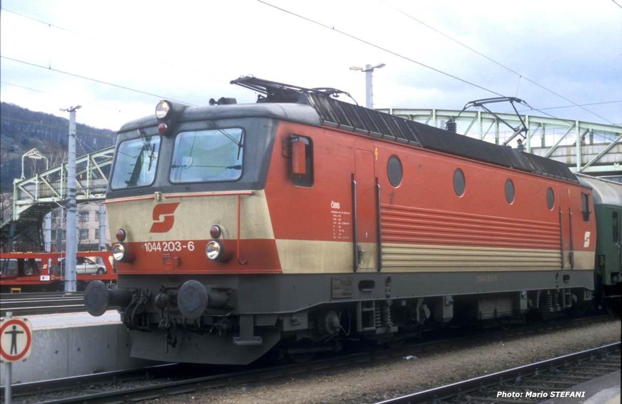 OBB 1044 203-6 Salzburg