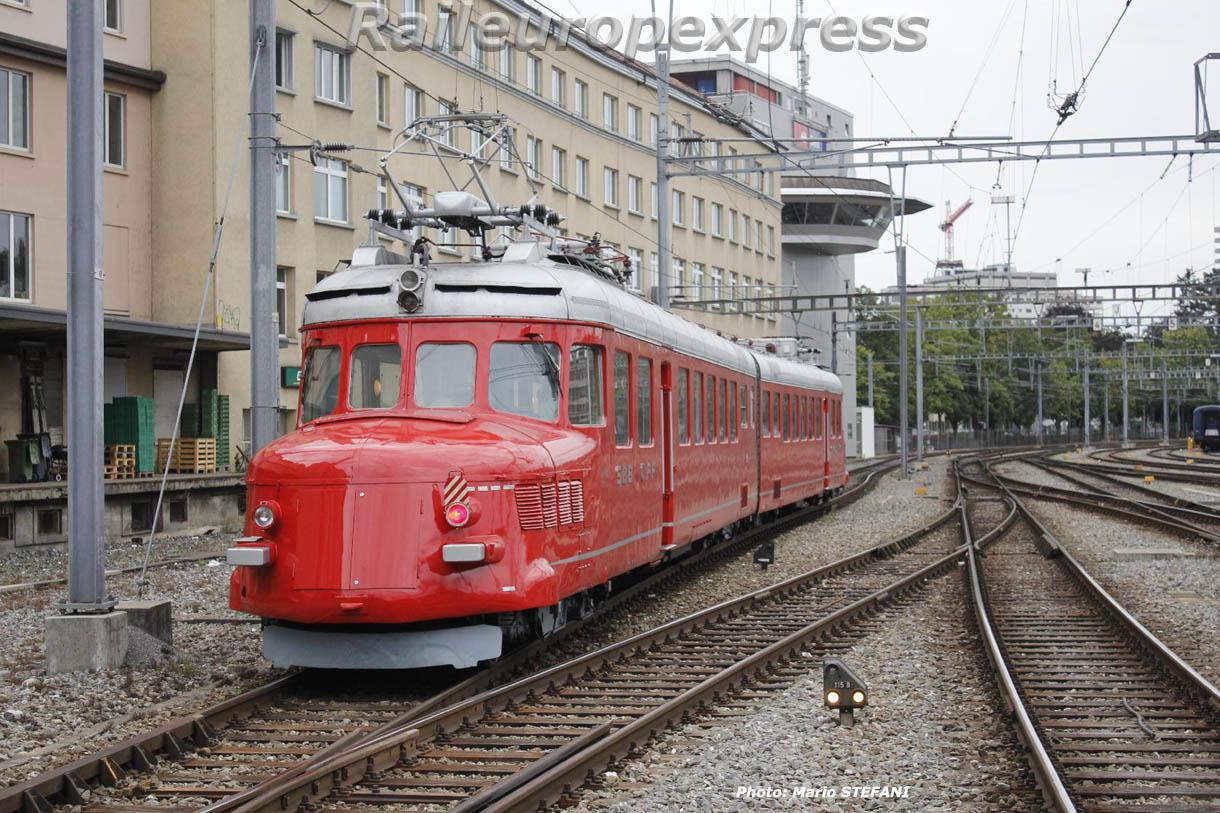 RAe 1021 CFF à Bern