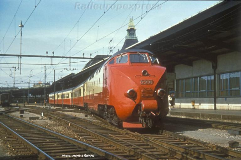 RAm CFF-NS TEE à Basel