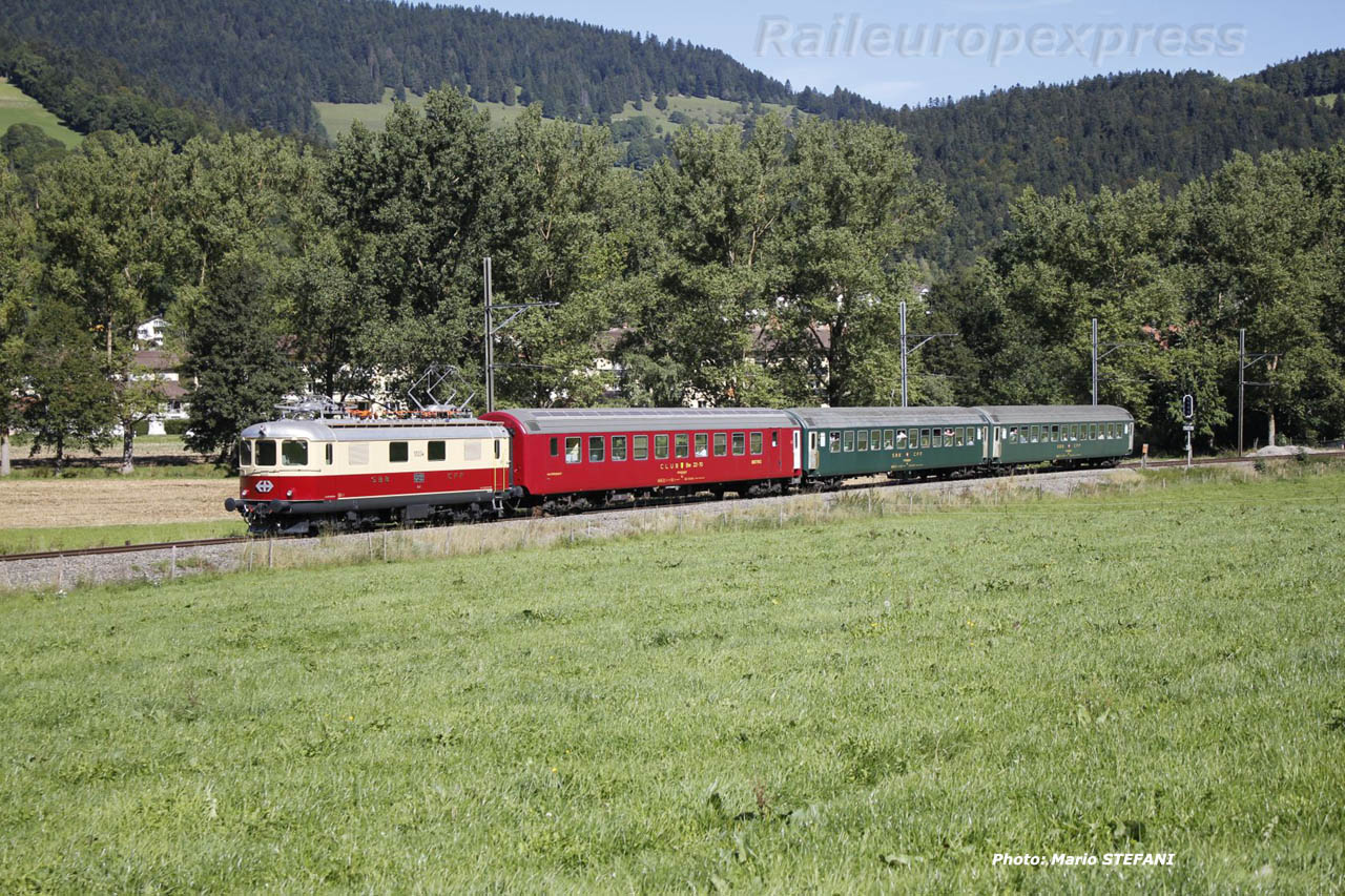 Re 4/4 I 10034 CFF
