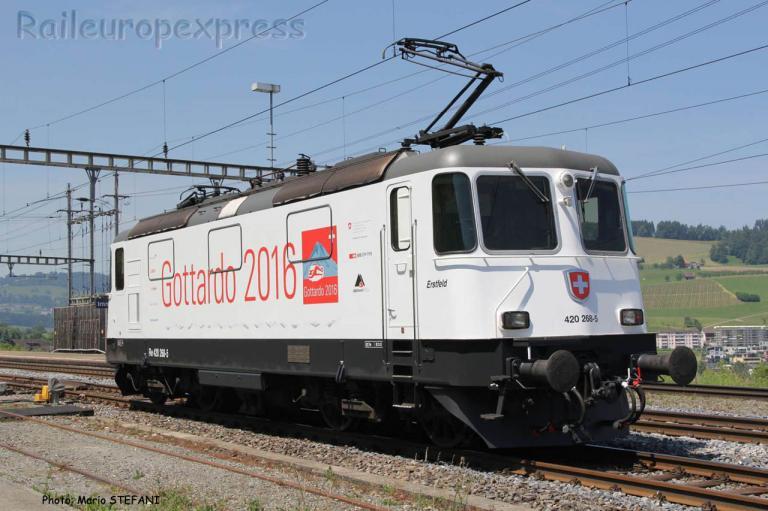 Re 420 268-5 CFF
