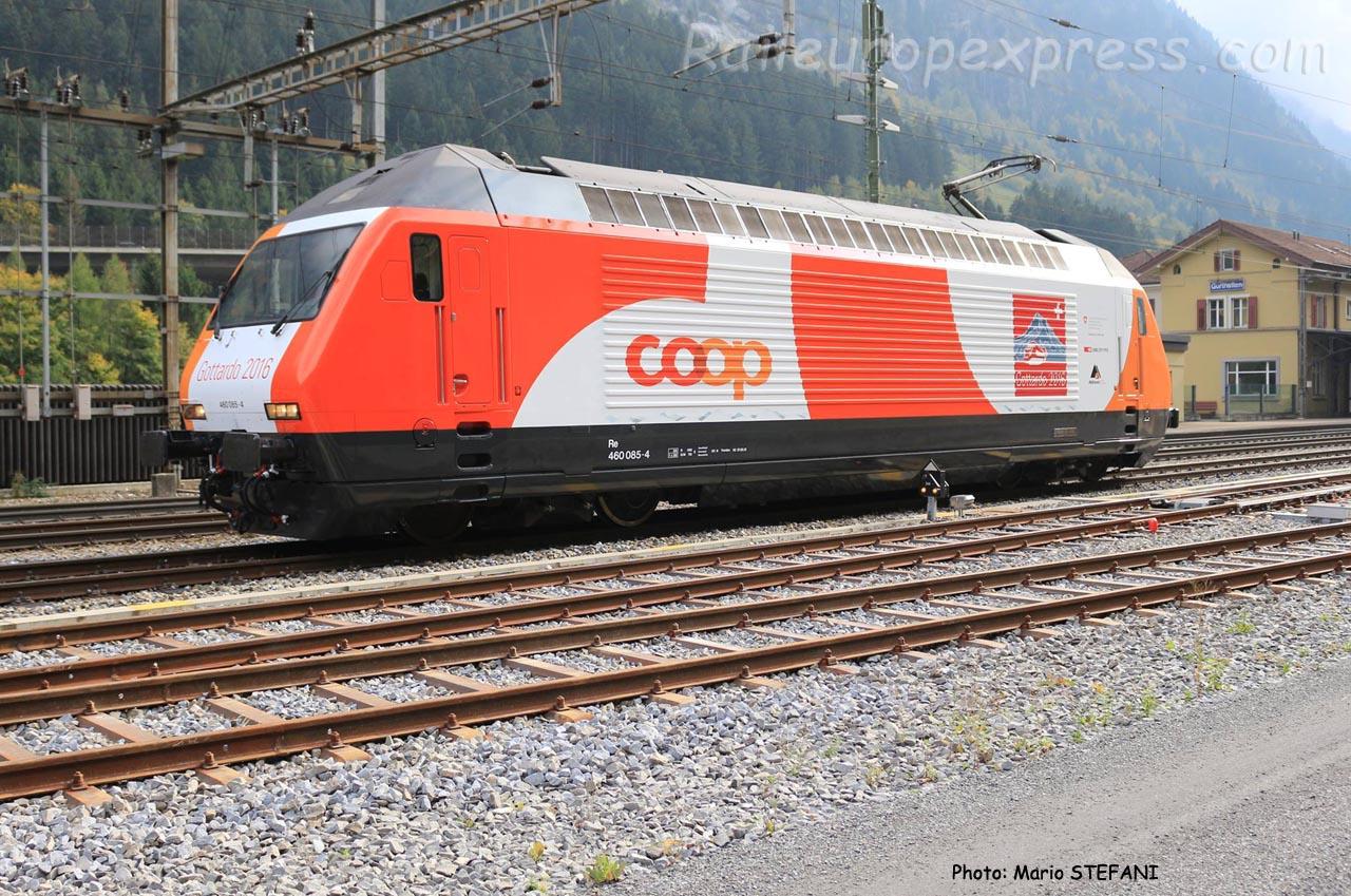 Re 460 085-4 CFF