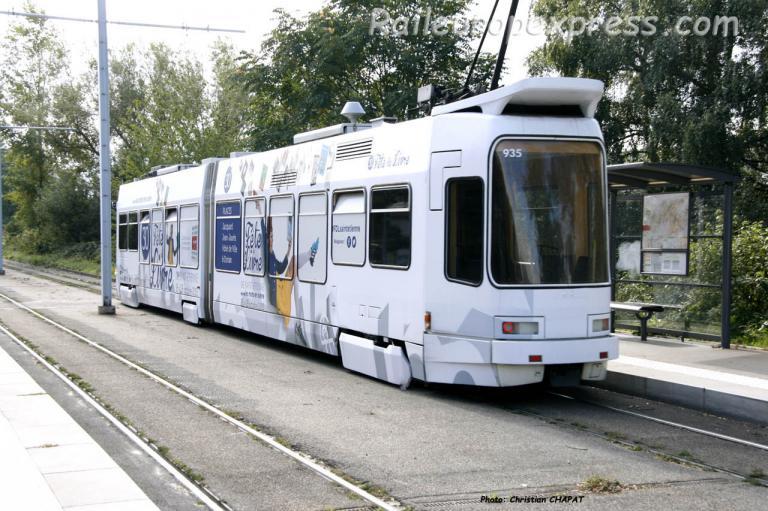 Tramway de Saint Etienne (F-42)