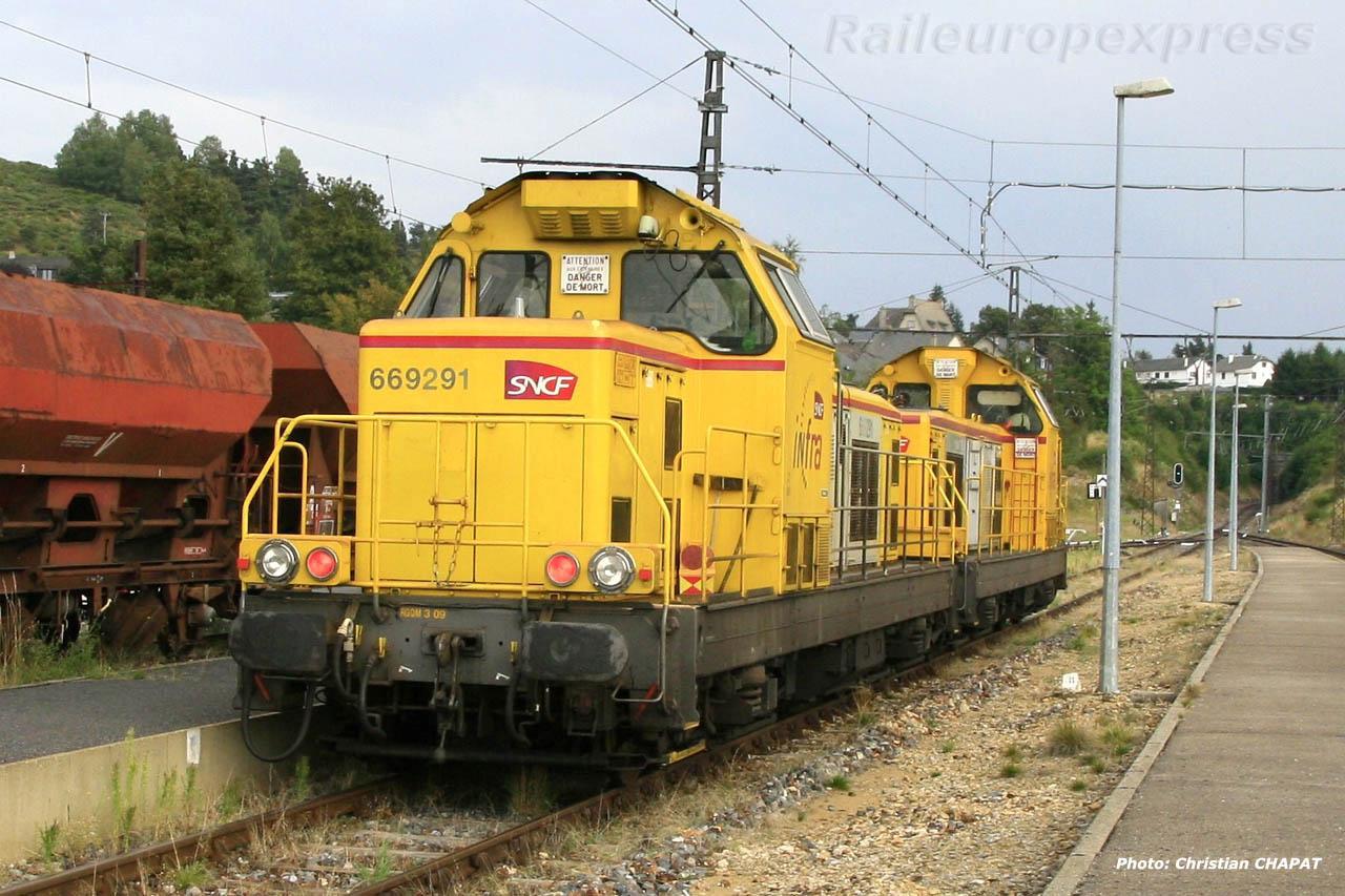 UM de BB 69000 à Aumont-Aubrac