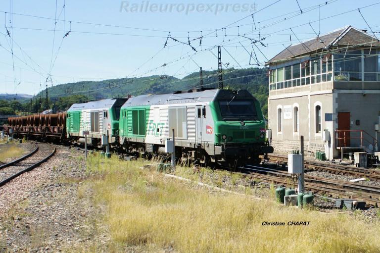 UM de BB 75400 à Neussargues