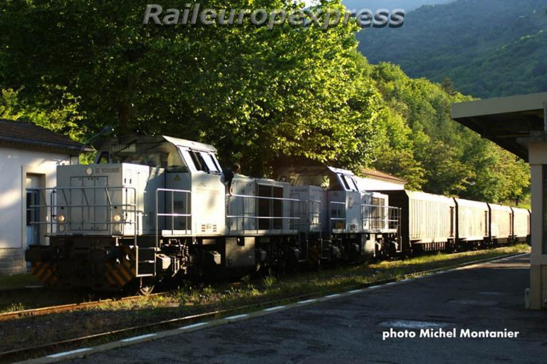 UM de G 1000 ECR à Villefort