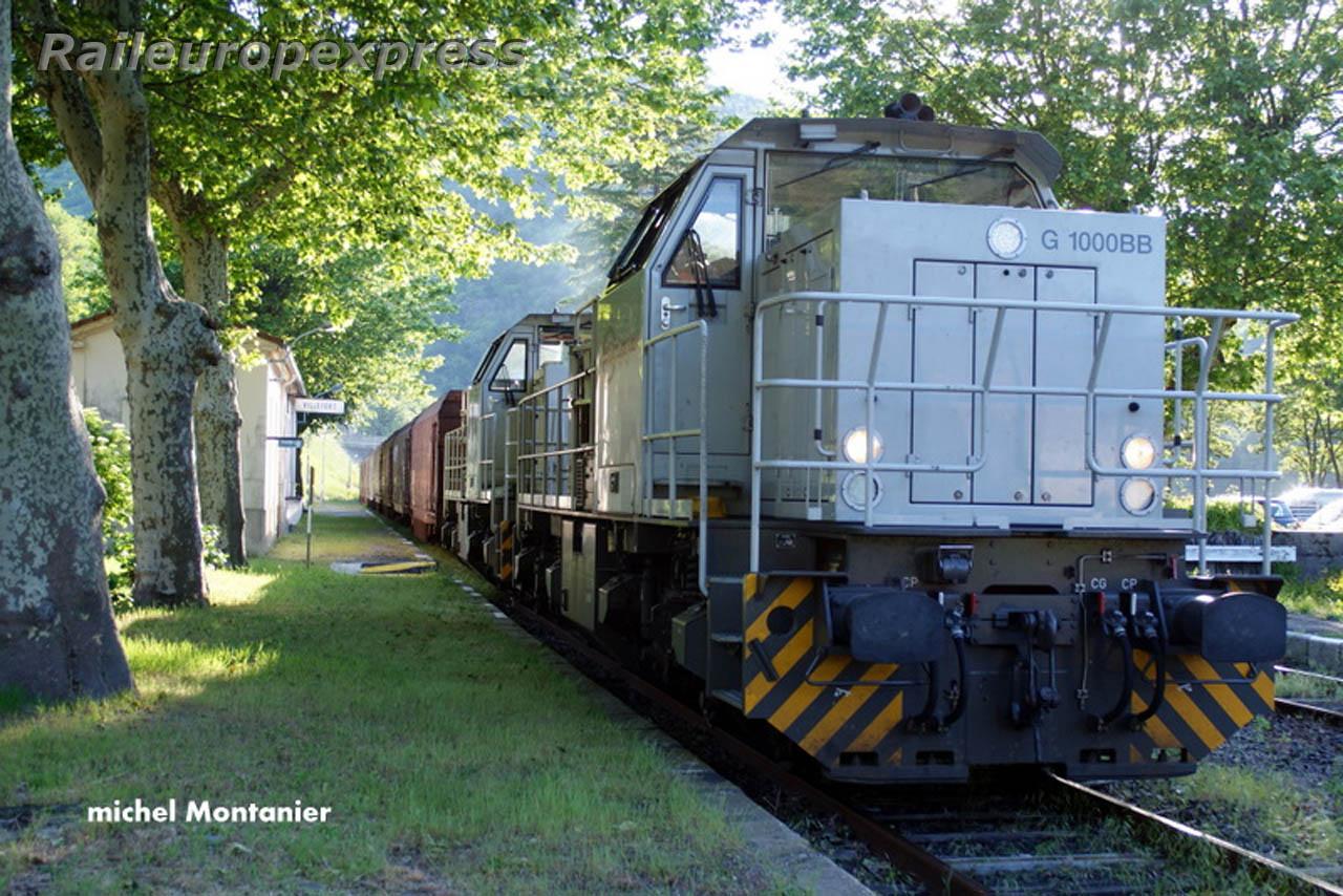 UM de G 1000 ECR à Villefort (F 48)