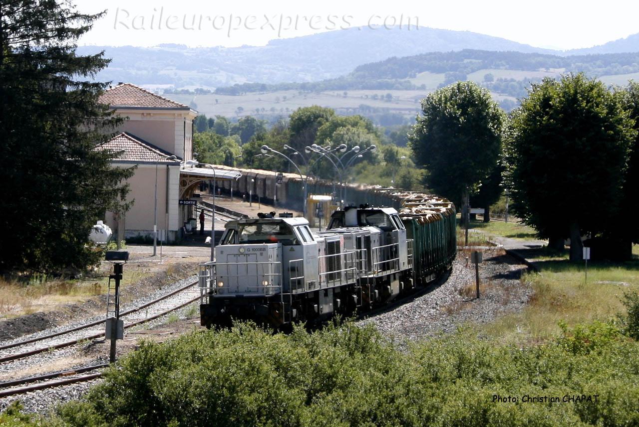UM de G1000 ECR à Saint Georges d'Aurac (F-43)