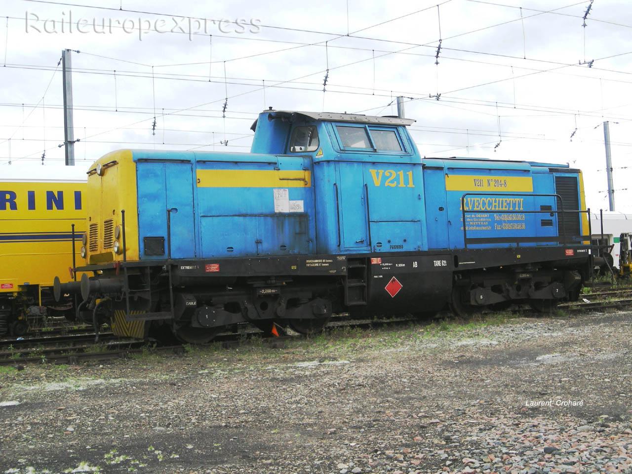V 211 Vechietti