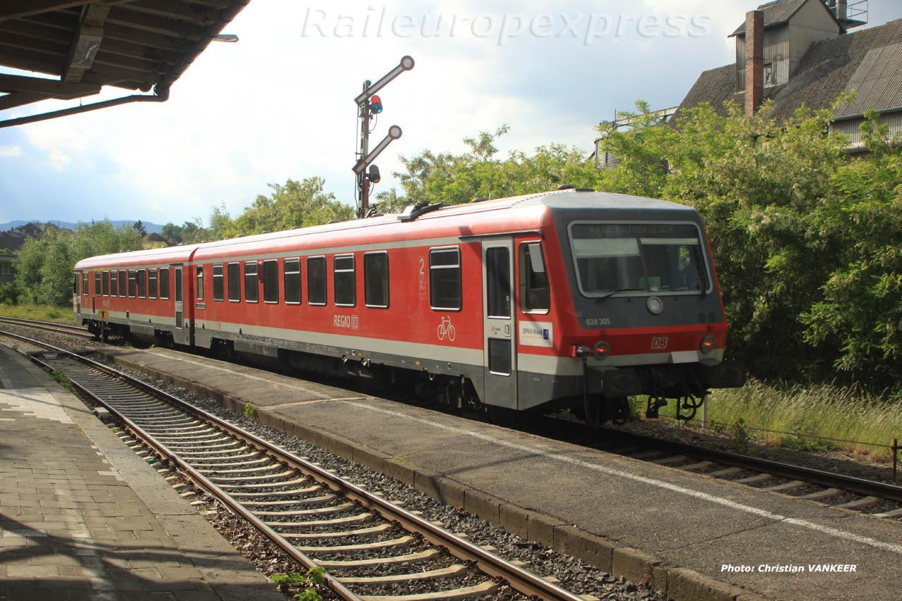 VT 628 305 DB