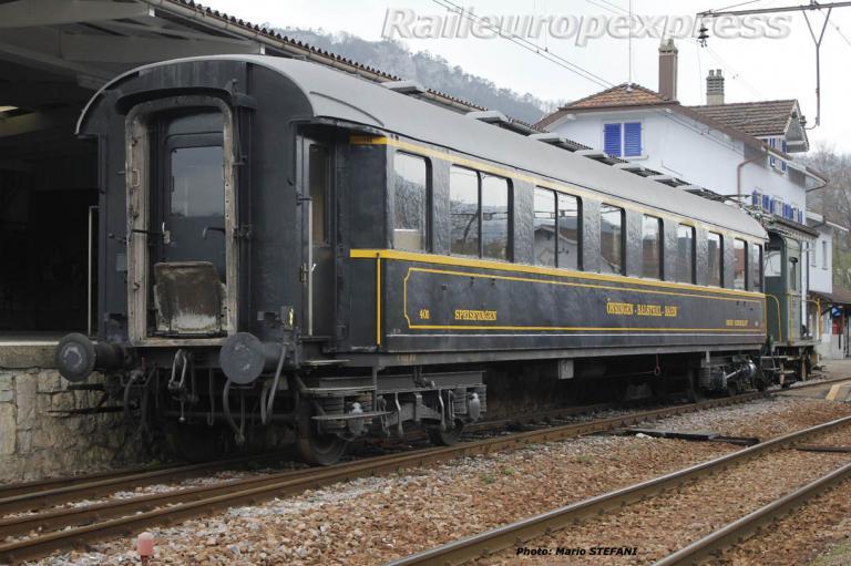WR 401 OeBB à Balsthal
