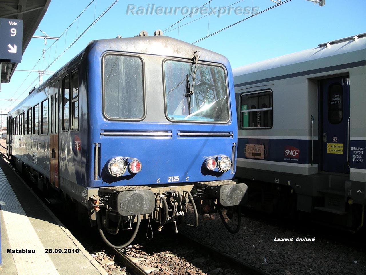 X 2125 à Toulouse
