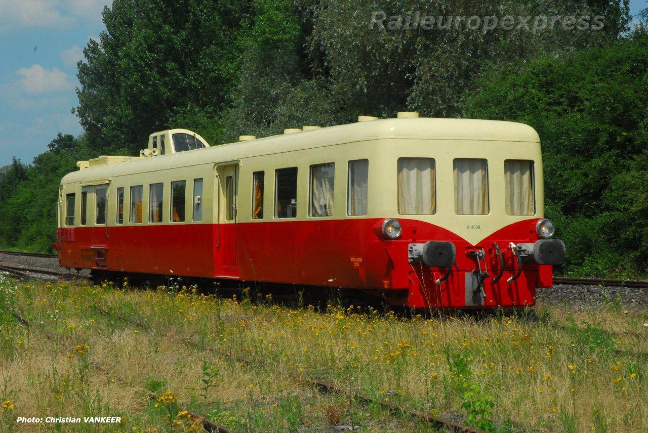 X 4039 SNCF