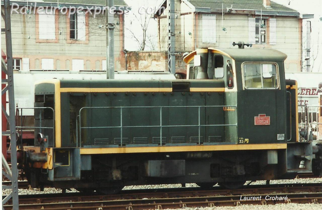 Y 7524 SNCF