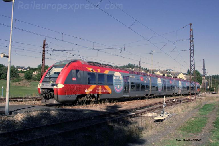 Z 27601-602 à St Chély d'Apcher (F-48)