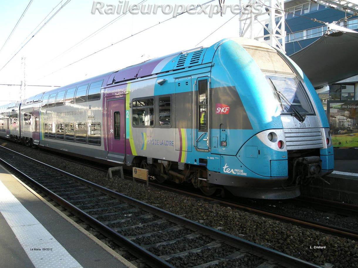 Z 2N NG SNCF