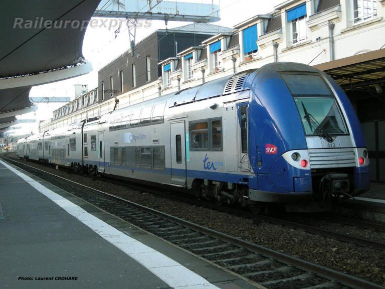 Z2N SNCF TER Centre