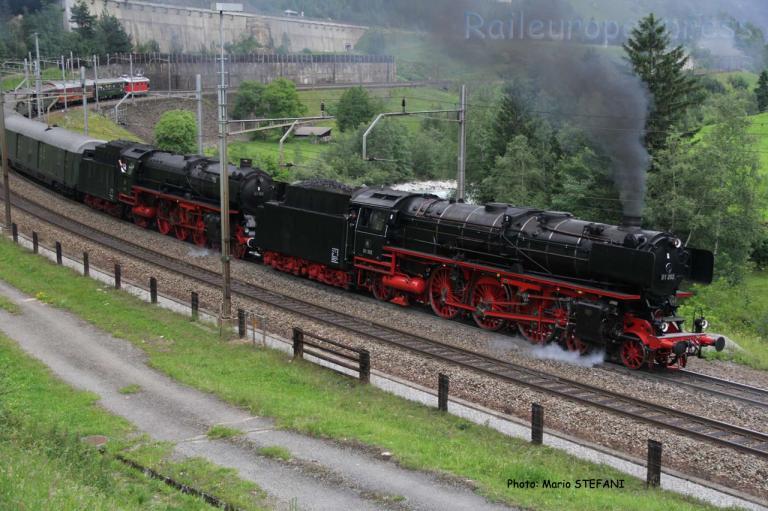 01 202 DB à Wassen (CH)
