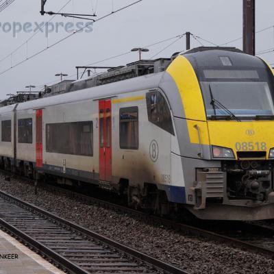 08518 en gare de Libramont (B)