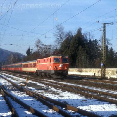 1044 010-5 OBB à Salzbur Aigen (A)