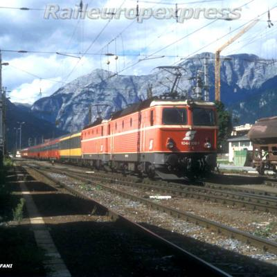 1044 106 1 OBB à Saalfelden