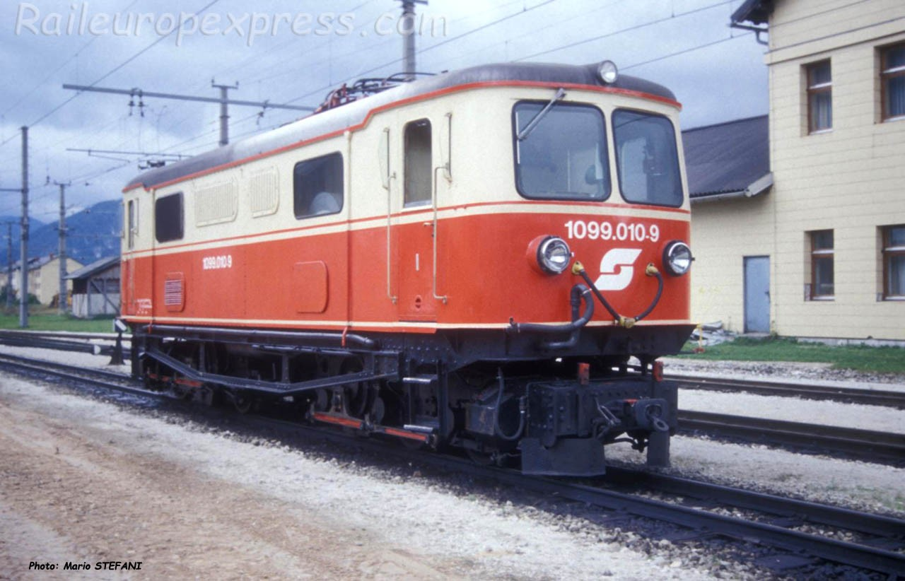 1099 010-9 OBB à Mariazell (A)