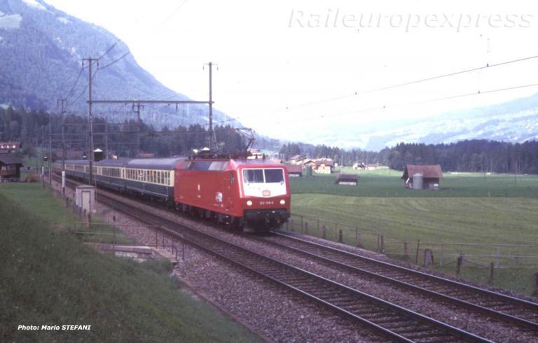 120 DB à Frutigen