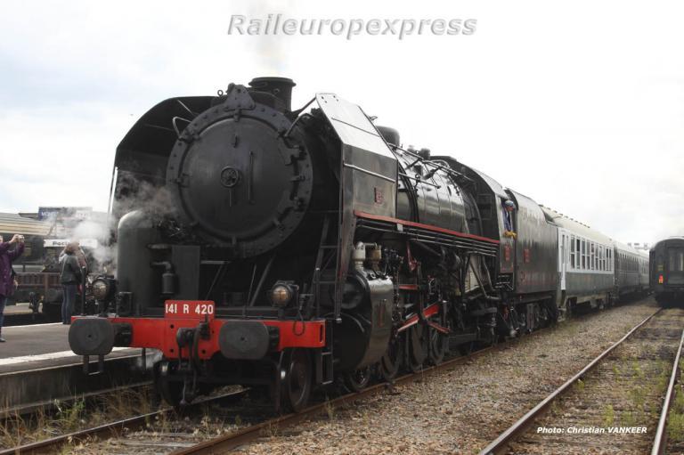141 R 420 à Montluçon