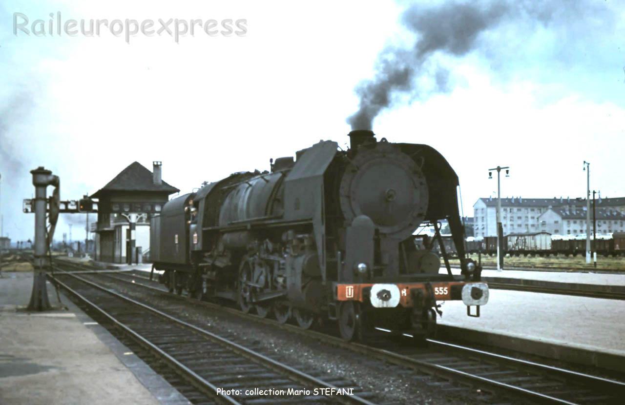 141 R 555 SNCF