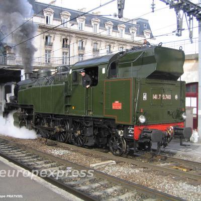 141 TD 740 à Bordeaux St Jean