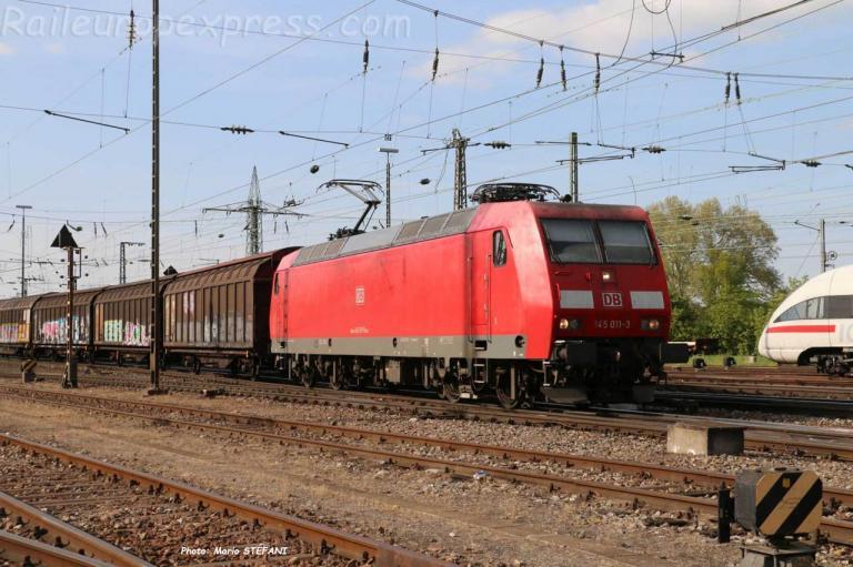 145 011-3 DB à Basel Bad (CH)