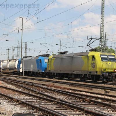 145-CL 031 Alpha Trains à Basel (CH)