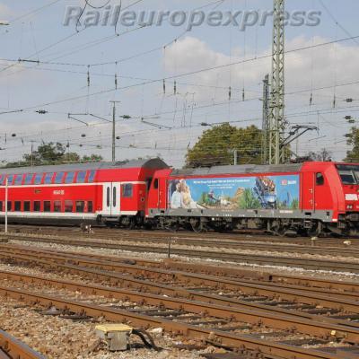 146 235-7 DB à Basel (CH)