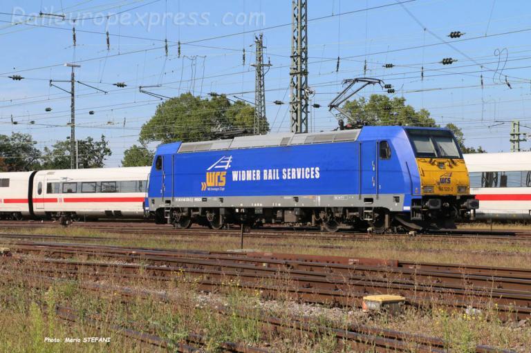 146 520-2 MRSCH à Basel Bad (CH)